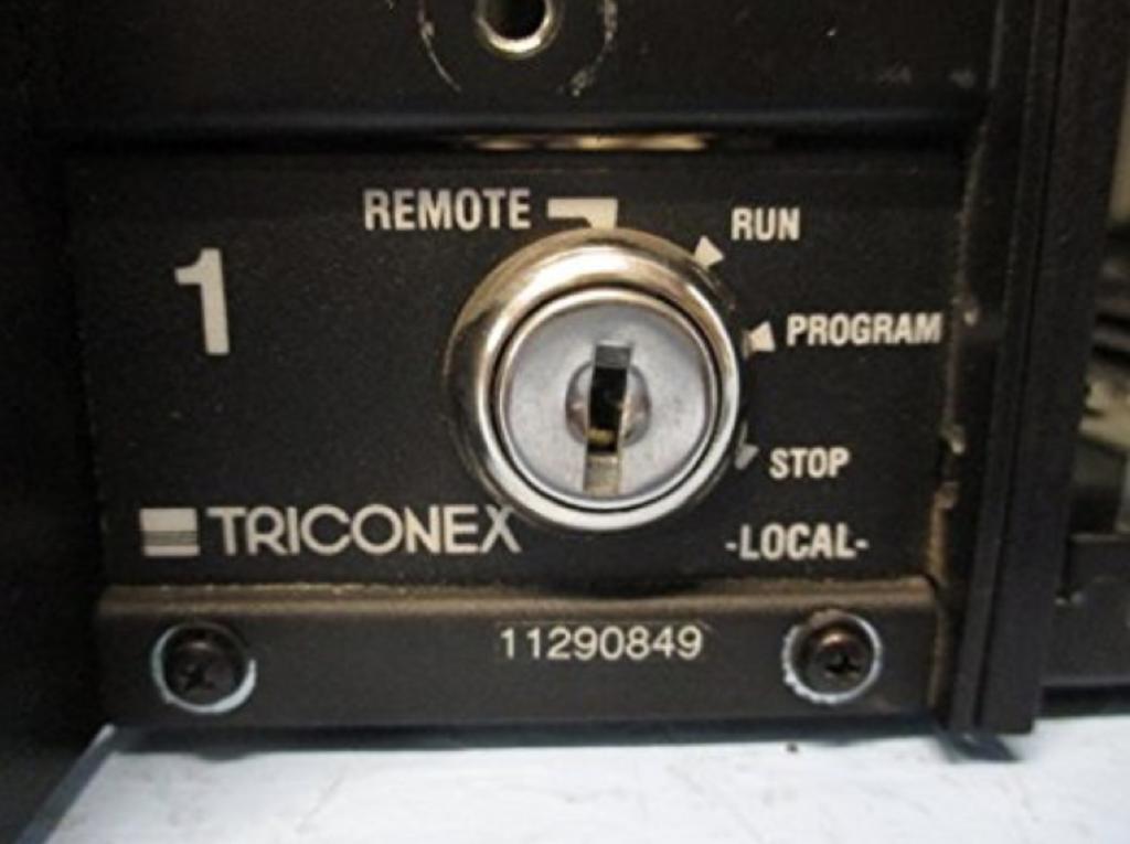 Triconex selector